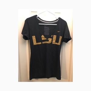 Women's LSU t-shirt